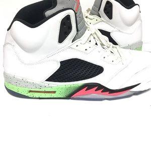 Nike Shoes - Nike Air Jordan 5 V Retro Pro Stars Men's Size 16